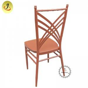 Wholesale Fashion Modern fashion design Cheap Price Wedding Chiavari Chair FS-TC015
