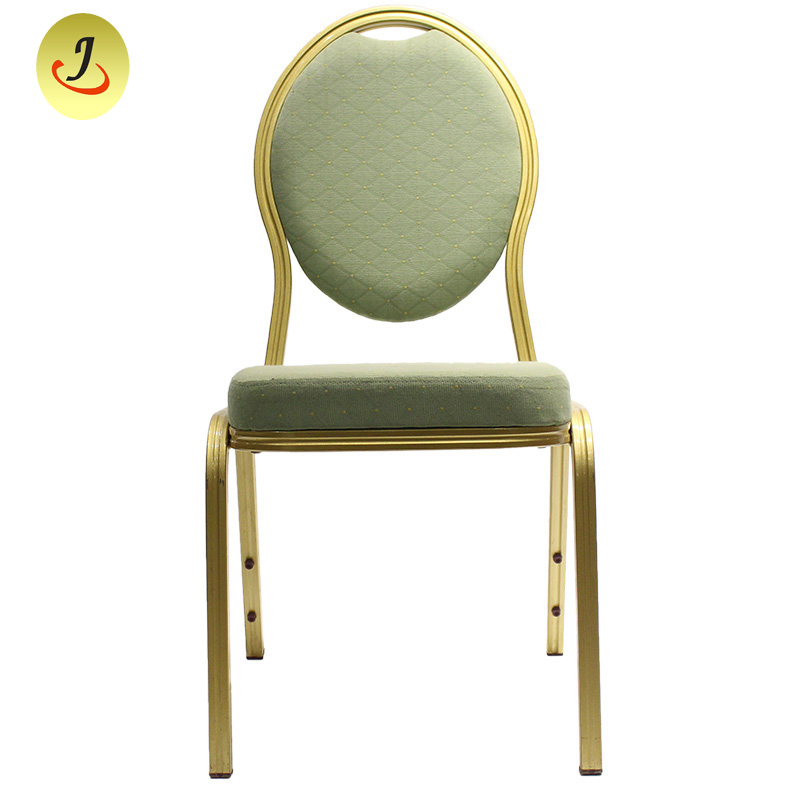 Wholesale Hotel Dining Furniture Metal Chair Used Banquet Wedding SF-L019 Featured Image