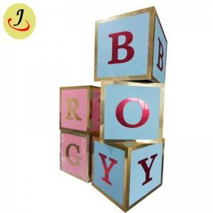 Cheap Modern Wedding Flower Stand/Flower Outdooor Alphabet decorations SF-Z027
