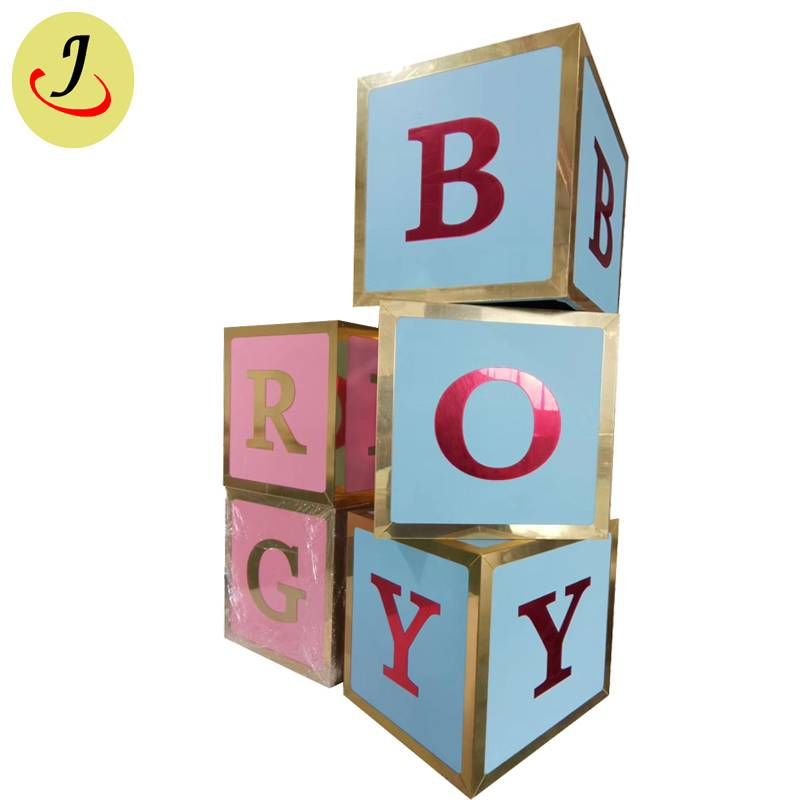 Cheap Modern Wedding Flower Stand/Flower Outdooor Alphabet decorations SF-Z027 Featured Image