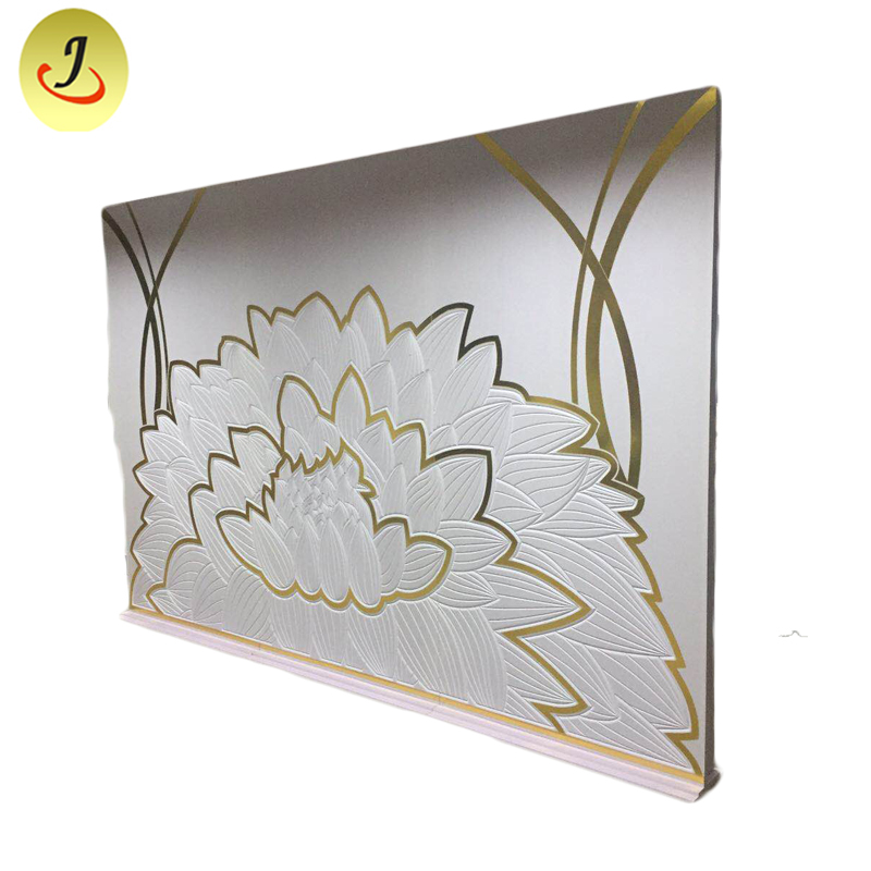 Wholesale Wedding Furniture Golden flower Backdrop for wedding SF-BJ037 Featured Image