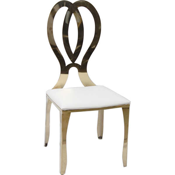 Factory Price For Gold Spandex Chair Covers -