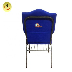 Chiese Factory Wholesale Stackable Church Chair/Auditorium Theater Church Chair SF-JC018