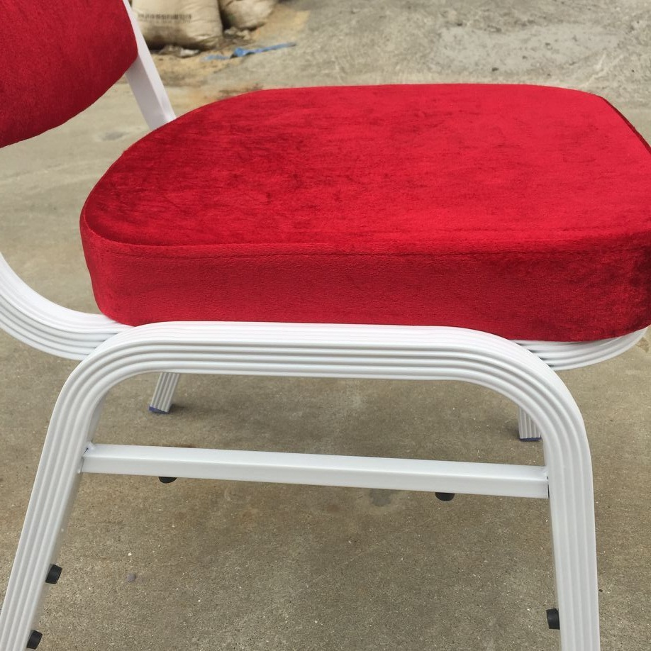 Wholesale Chinese Factory Cinema Chair - Used Stacking Banquet Chairs SF-L08 – Jiangchang Furniture
