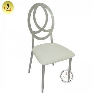 Wholesale presyo sa bag-ong produkto Aluminium Phoenix Chiavari Chair Kasal Channel Chair SF-RCC019