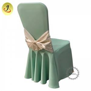 Wedding Popular Decoration banquet Chair Cover /Wedding Chair Cover SF-YZC01