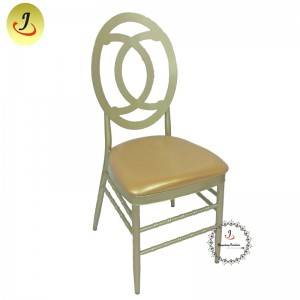Grossistpriset modern Phoenix Chiavari Chair Wedding Channel Chair SF-RCC021