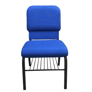 Ordinary Discount Decorative Chairs - SF-JT03 Stackable Church Chairs – Jiangchang Furniture