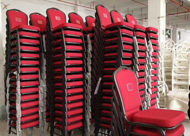 factory Outlets for Home Theater Seats Cheap - Hotel Banquet chair – Jiangchang Furniture