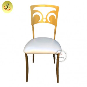 Top sale popular stainless steel metal chair /wedding  stainless metal  chair SF-SS033