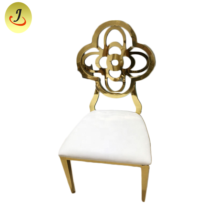 Modern Style Banquet Chair /Stainless Steel Chair SF-SS018 Featured Image