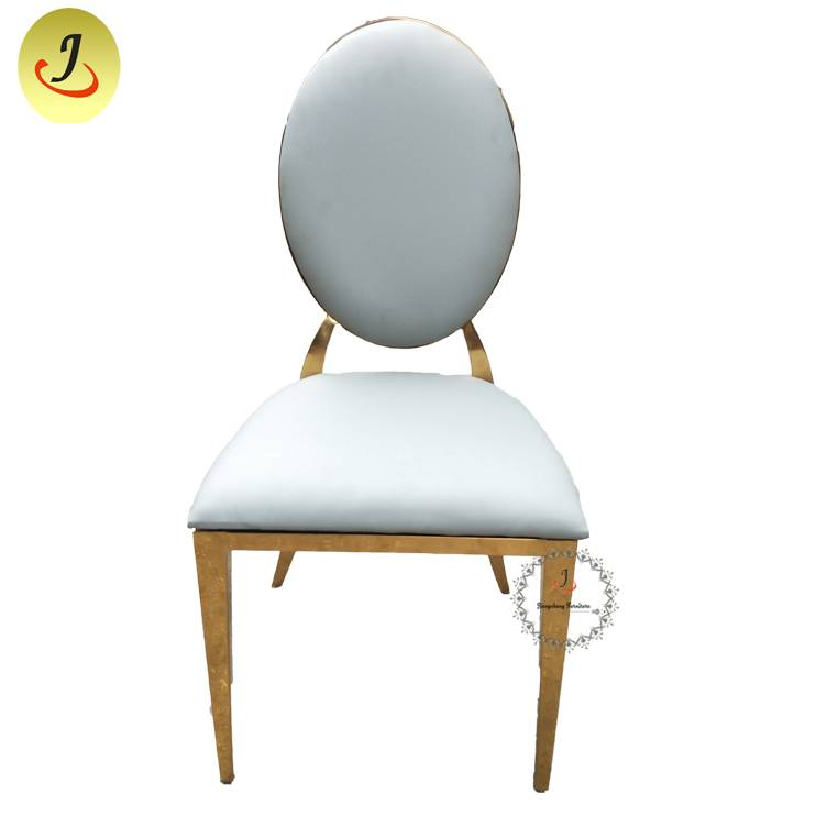 Wholesale Modern Stainless Steel Events Wedding Dining Chair SF-SS030 Featured Image