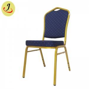 Factory supply pattern back stackable event banquet chair  SF-YH017