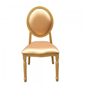 Newly Arrival Stakcing Church Chair - Banquet Hall Furniture SF-L13 – Jiangchang Furniture