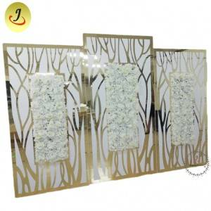 wholesale price square  Backdrop for Wedding for Sale/wedding display SF-BJ037