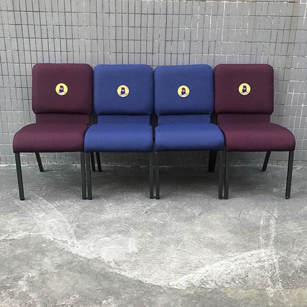 Wholesale Dealers of Chair Seat Cover Fabric - SF-JT09 Discount Church Chairs – Jiangchang Furniture