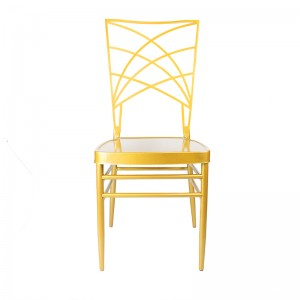 Factory selling Classic Church Pew Chair - Wedding Chair Rentals SF-ZJ03 – Jiangchang Furniture