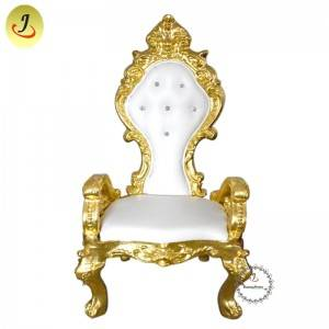 Factory Price New Design Modern King Throne Chair SF-K042