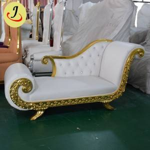 Best Quality Royal Rental Wedding King Throne sofa  SF-k031