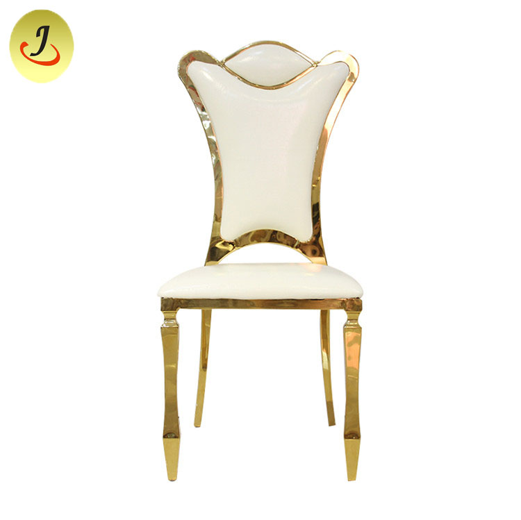 Luxury Modern Stainless Steel Wedding/Event /Dining Chair SF-SS027 Featured Image