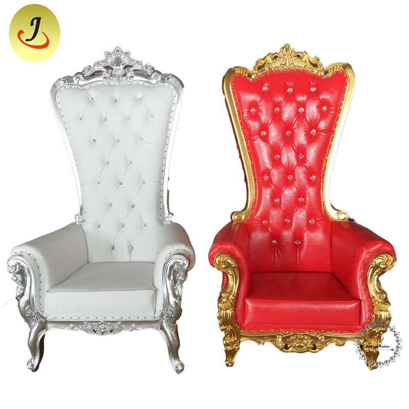 Wholesale luxury  king throne chair for wedding FS-K08 Featured Image