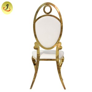 Luxury Modern Stainless Steel Wedding/Event /Dining Chair SF-SS027