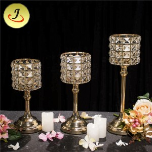 Creative Simple VOTIV Chalice Centerpiece-for Wedding SF-ZT018