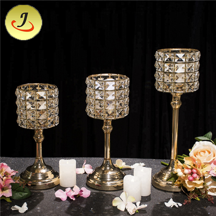 Creative Simple VOTIV Chalice Centerpiece-for Wedding SF-ZT018 Featured Image