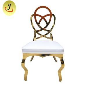 Top Sale Popular Wedding Stainless Metal Chair SF-SS036