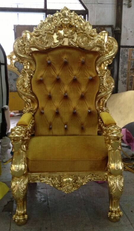 Special Design for Oak Wood Church Chair -