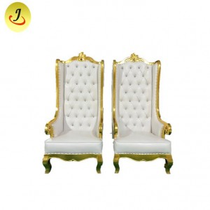 Wholesale price High quanity Fashion   High Back   King Throne Chair SF-K021