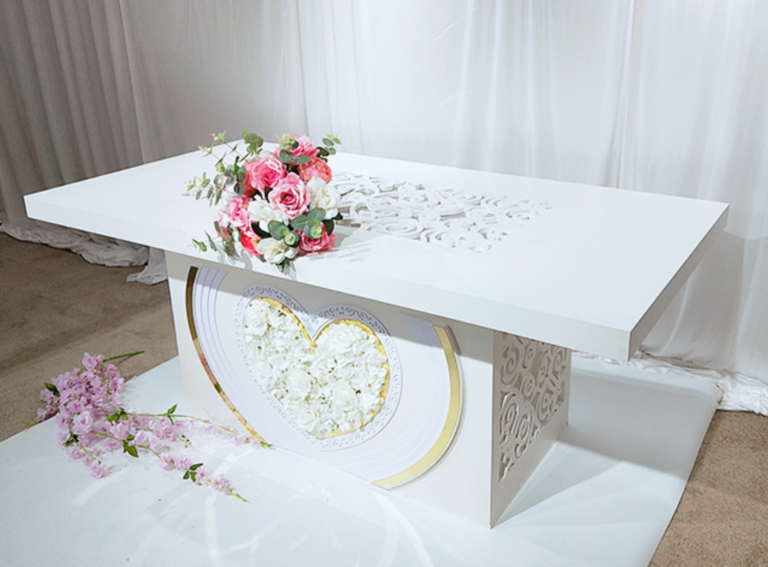Wooden Wedding Table SF-SS31 Featured Image