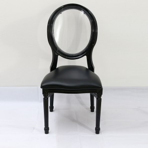 Resin Louis Chair SF-X04