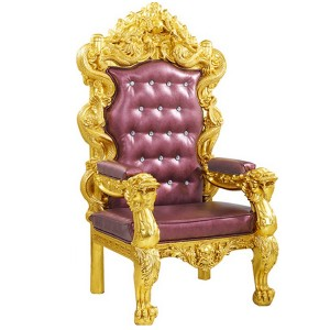 Factory making Foshan Theatre Chair - Royal wedding Chair SF-K03 – Jiangchang Furniture