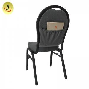 Factory supply egg back stackable event banquet chair  SF-YH020