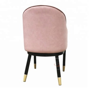 Metal dining restaurant leisure chair  SF-FM20