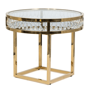 Top Sale Fashion Design modern style Mirror Wedding Cake Table  SF-SS23 Featured Image