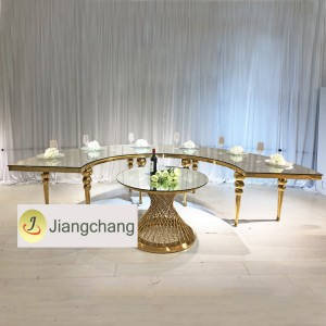 Modern new design free combination dining table SF-SS036