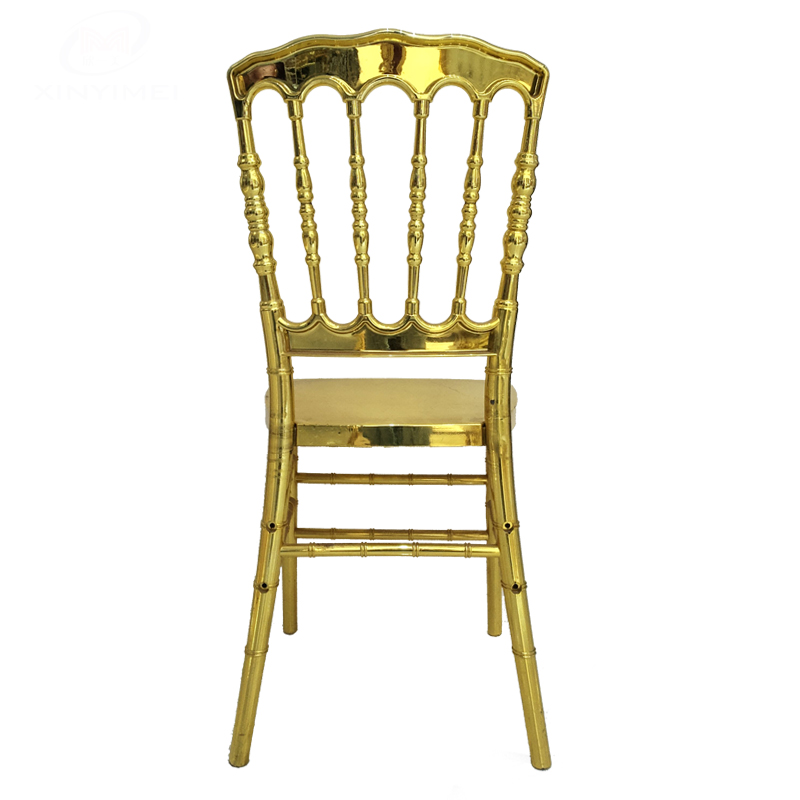 Gold Plastic napoleon chair SF-RCC10 Featured Image