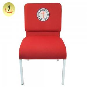 Factory price Stackable Church Chair/Auditorium Theater Church Chair SF-JC023
