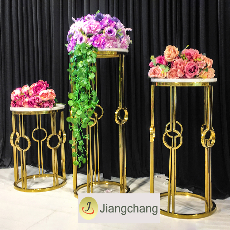 Cheap Modern Wedding Flower Stand/Flower Outdooor Stand/Flower Stand Decoration SF-Z026 Featured Image