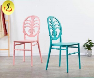 New Style Hotel Dining Chair Wedding  Plastic Chair For Party/dining chair SF-RCC018