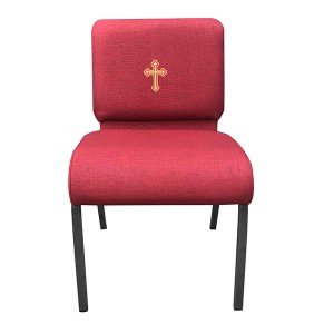 Top Quality Metal Banquet Church Chair - SF-JT04 Church Chairs Wholesale – Jiangchang Furniture