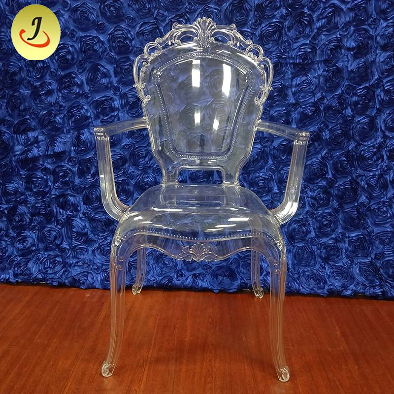 Factory supply acrylic transparent ghost wedding chair SF-X011 Featured Image