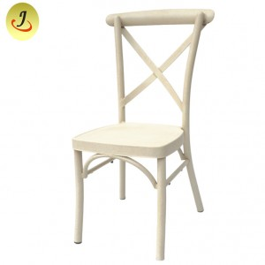 Wholesale Outdoor Modern Colored Children Plastic Cross Back Kid Chair/Modern Children Chair SF-XH015