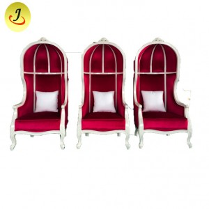 wholesale Competitive price   Luxury High Back   King Throne Chair SF-K023
