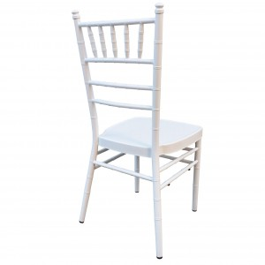 White Chiavari Chairs SF-ZJ10