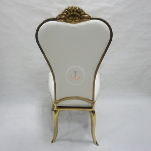 hot sale gold wedding banquet dining chair for event party SF-SS13