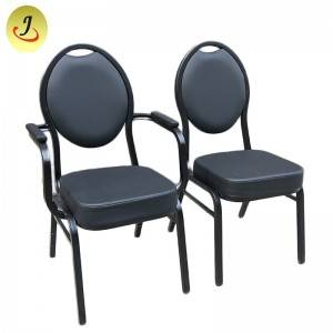 Factory price special back stackable pu banquet chair for sale  SF-036