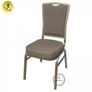 Wholesale Price Luxury hatag-as nga kalidad nga Modern Metal Banquet Chair SF-030